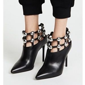 Alexander Wang Tina Booties Once Worn
